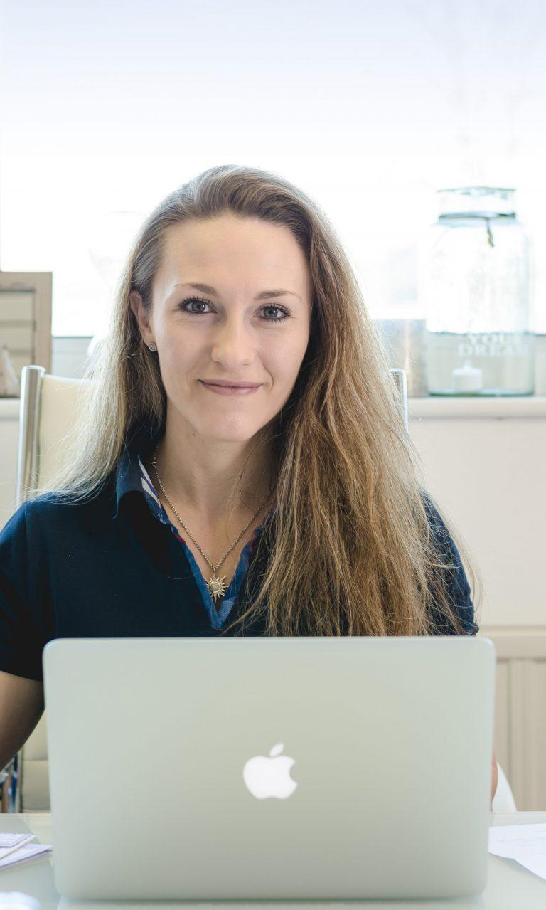 Bianca Decker, Inhaberin des LaPhysio Bayreuth
