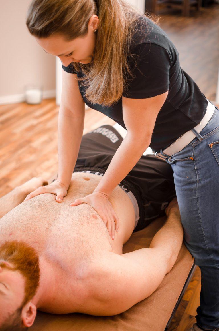 Osteopathische Behandlung von Sportlern in Bayreuth